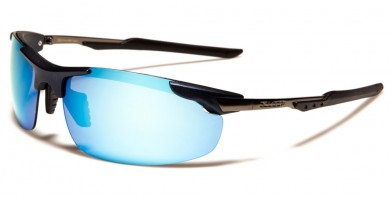 X-Loop Semi-Rimless Men's Sunglasses Wholesale XL2557