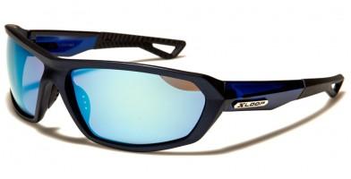 X-Loop Rectangle Men's Bulk Sunglasses XL2562