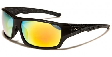 X-Loop Rectangle Men's Sunglasses In Bulk XL2563