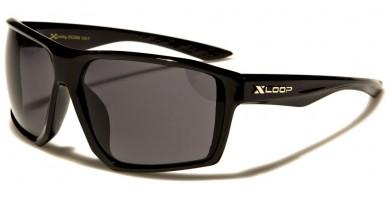 X-Loop Rectangle Men's Sunglasses Bulk XL2566