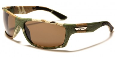 X-Loop Camouflage Sunglasses Wholesale XL2572-CAMO