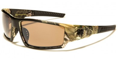 X-Loop Camouflage Men's Wholesale Sunglasses XL2577