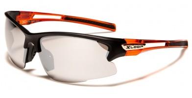 X-Loop Wrap Around Men's Bulk Sunglasses XL2585