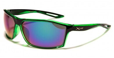 X-Loop Rectangle Men's Sunglasses Bulk XL2586