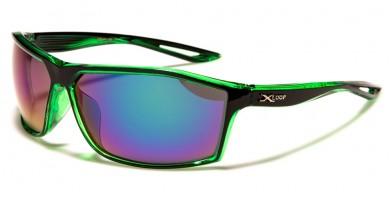 X-Loop Rectangle Men's Sunglasses Bulk XL2586