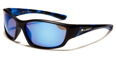 X-Loop Oval Men's Sunglasses Wholesale XL2594