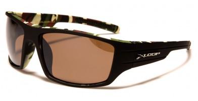 X-Loop Camouflage Men's Wholesale Sunglasses XL2596