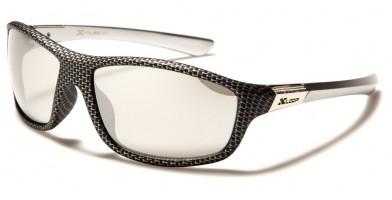 X-Loop Carbon Fiber Print Sunglasses Wholesale XL2603
