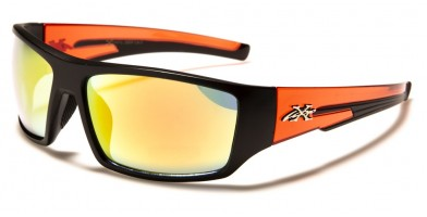 X-Loop Rectangle Men's Wholesale Sunglasses XL2604