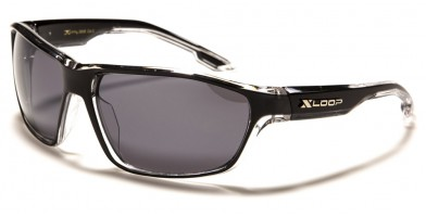 X-Loop Oval Men's Sunglasses in Bulk XL2608