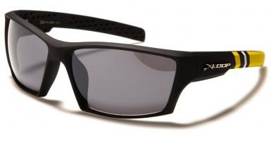 X-Loop Rectangle Men's Bulk Sunglasses XL2623