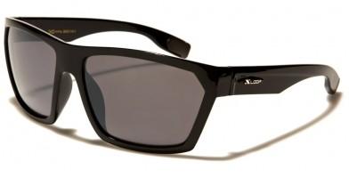 X-Loop Rectangle Men's Sunglasses Wholesale XL3002