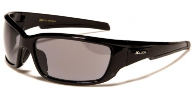 X-Loop Wrap Around Men's Sunglasses in Bulk XL3009