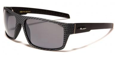 X-Loop Rectangle Men's Sunglasses Wholesale XL3012