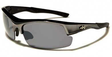 X-Loop Semi-Rimless Men's Sunglasses Wholesale XL3618
