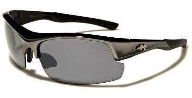 X-Loop Semi-Rimless Men's Sunglasses Wholesale XL3618
