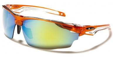 X-Loop Sports Wrap Around Sunglasses in Bulk XL3625