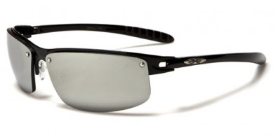 X-Loop Semi-Rimless Men's Wholesale Sunglasses XL456MIX