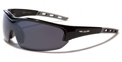 X-Loop Semi-Rimless Men's Sunglasses Wholesale XL470MIX