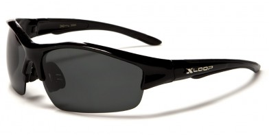 X-Loop Polarized Men's Sunglasses In Bulk XL481PZ