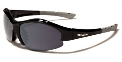 X-Loop Semi-Rimless Men's Sunglasses Wholesale XL530MIX
