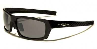 X-Loop Rectangle Men's Sunglasses Wholesale XL597MIX