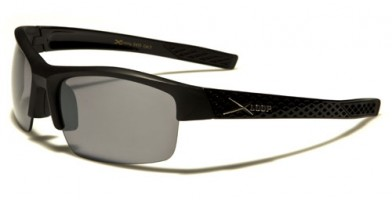X-Loop Semi-Rimless Men's Sunglasses In Bulk XL607MIX