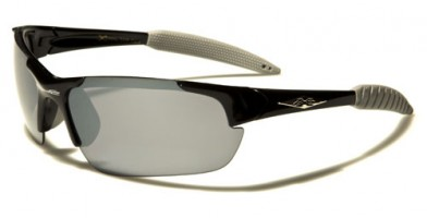 X-Loop Semi-Rimless Men's Sunglasses Wholesale XL608MIX
