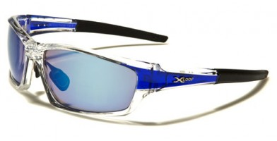 X-Loop Rectangle Men's Bulk Sunglasses XL610MIX