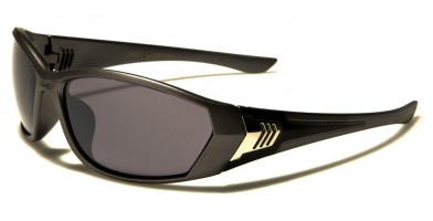 X-Loop Wrap Around Men's Sunglasses Wholesale XL631MIX
