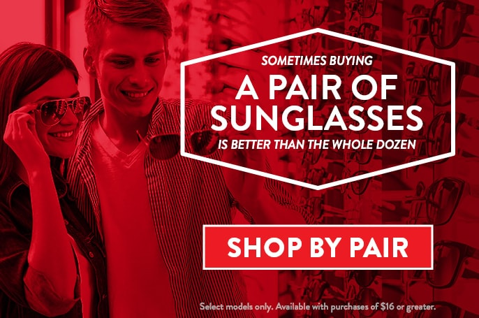 shop by pair of sunglasses