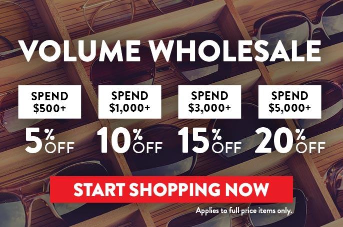 volume wholesale discounts